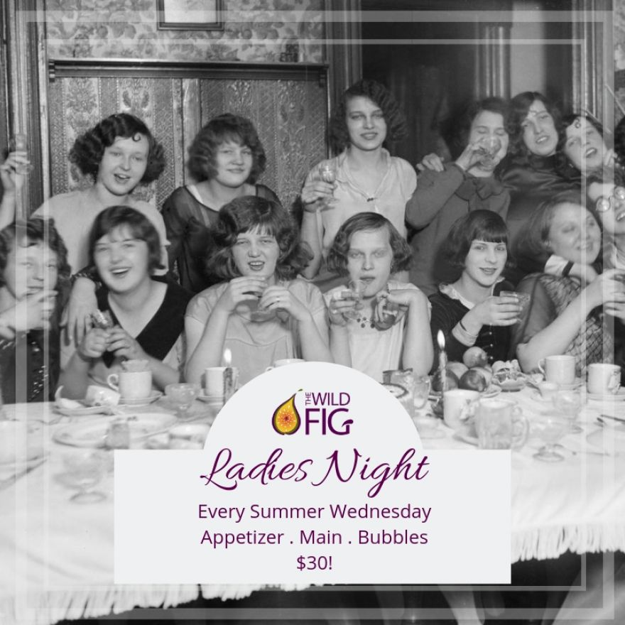 Ladies Night - Wednesdays